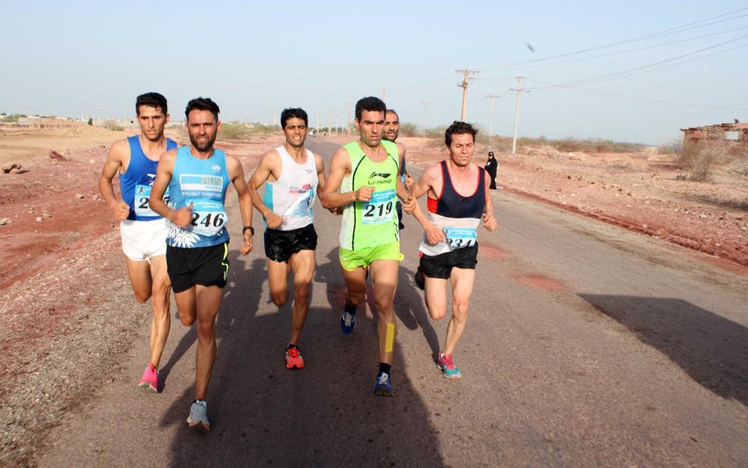 عنوان سوم فارس در مسابقات دو ماراتن کشور
