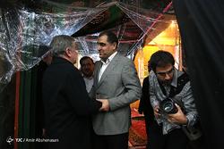 ختم مرحوم محمدرضا اعتمادیان؛ یار انقلاب