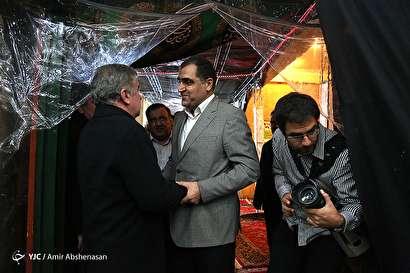 باشگاه خبرنگاران -ختم مرحوم محمدرضا اعتمادیان؛ یار انقلاب