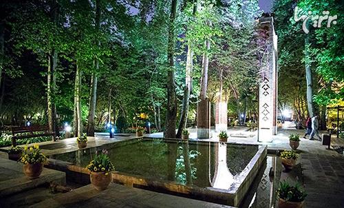 بهترین مکان های تفریحی شبانه در تهران کجاست؟