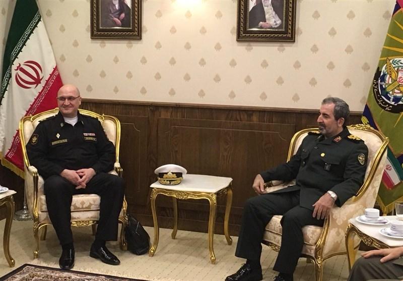 دومین کمیسیون مشترک نظامی ایران و روسیه برگزار شد
