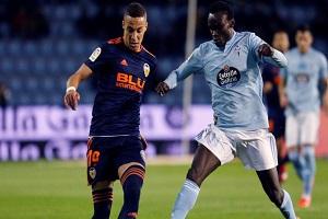 باشگاه خبرنگاران -والنسیا از شکست پیروزی ساخت