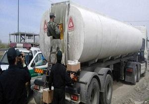 کشف 32 هزار ليتر سوخت قاچاق در نهاوند