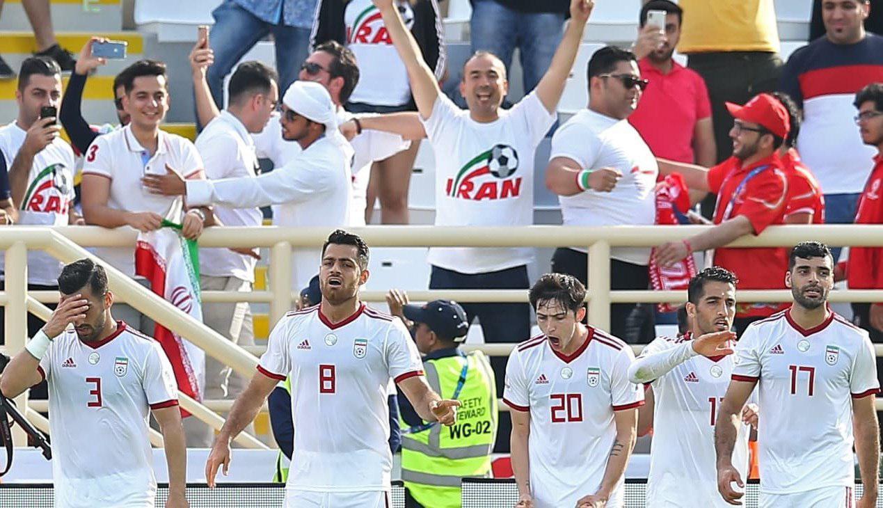 ایران ۲ - عمان صفر /یوزها به دیوار چین رسیدند +فیلم