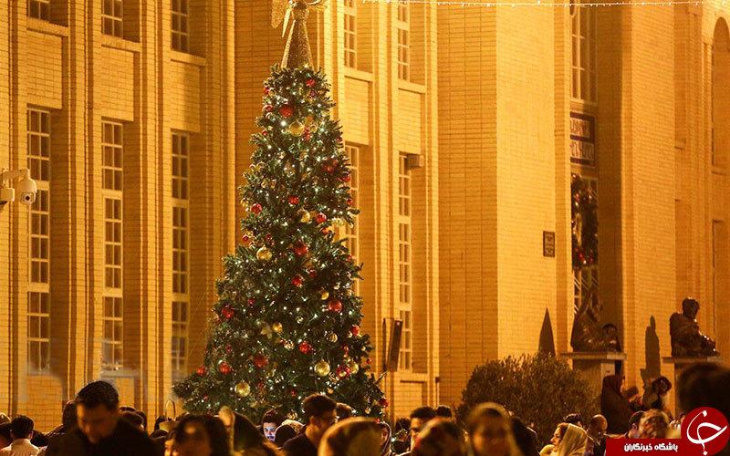 کریمس ۲۰۱۸/ همه آنچه در مورد کریسمس میخواهید + تصاویر