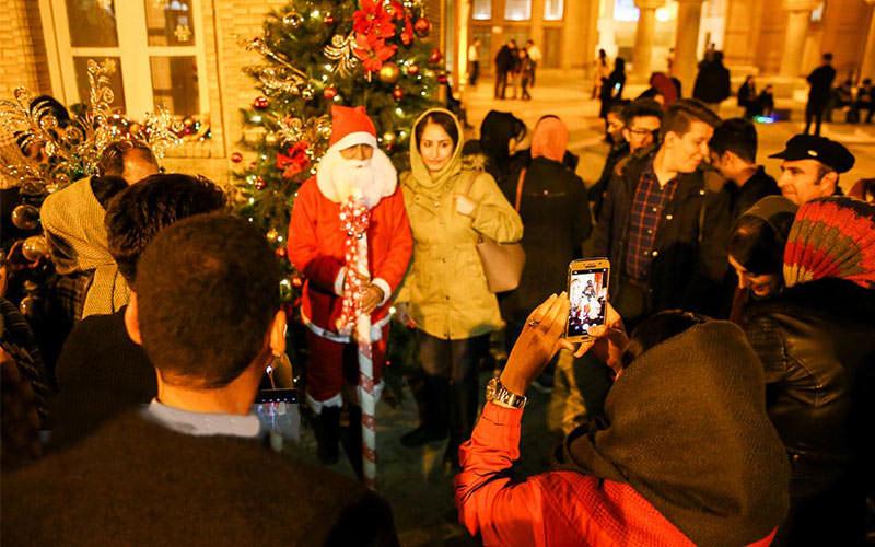 کریمس ۲۰۱۸/ همه آنچه در مورد کریسمس میخواهید   تصاویر
