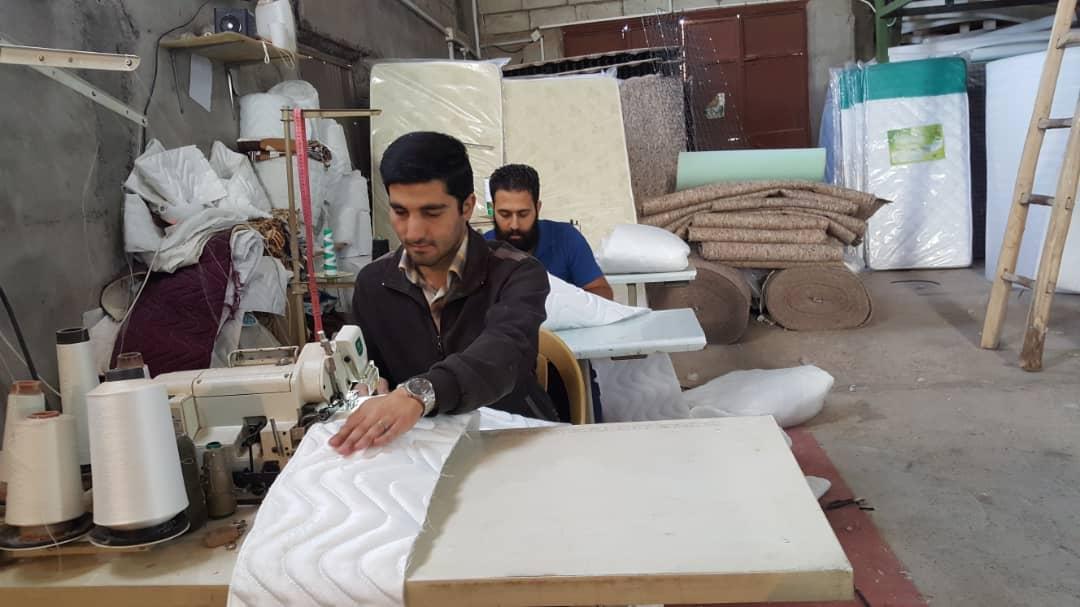 جوان کرمانی؛ عاشق کار آفرینی/ حمایت از تولیدات داخل استان، پشتوانه تولیدکنندگان کرمانی