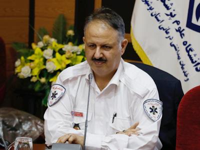 طرح امداد زمستانی اورژانس بوشهر آغاز شد