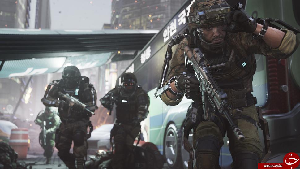سفری به سال ۲۰۵۴ در یک بازی طوفانی به نام؛ Call Of Duty Advance Warfare +تصاویر و معرفی