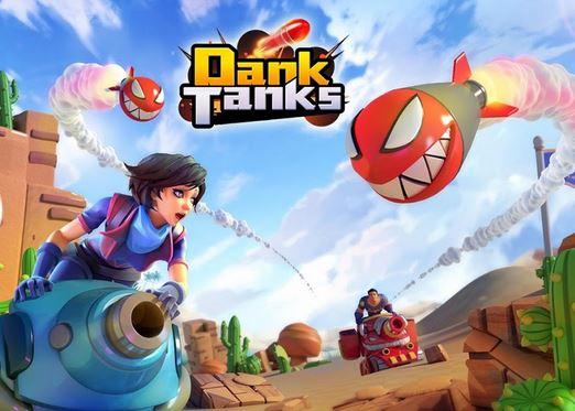 بررسی بازی آنلاین Dank Tanks +تصاویر