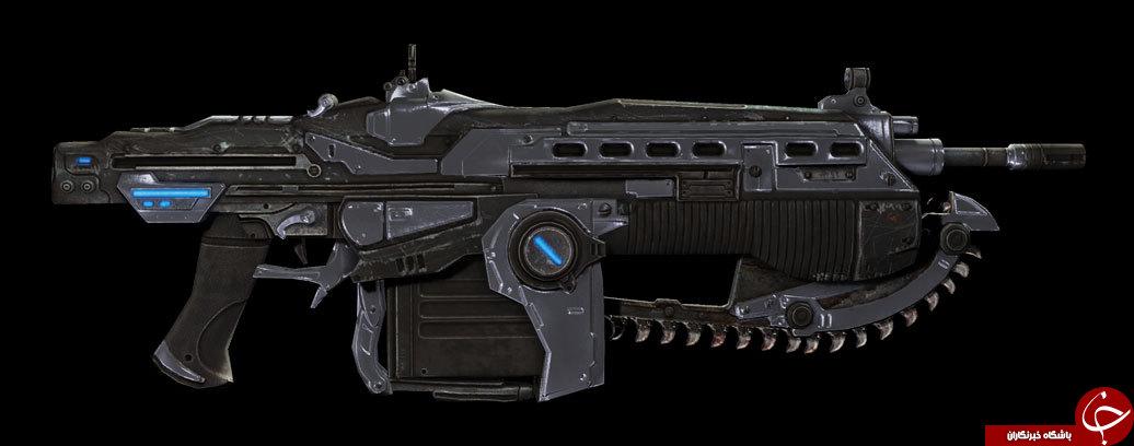 بهترین اسلحهها در بازیهای رایانه ای را بشناسید! +تصاویر