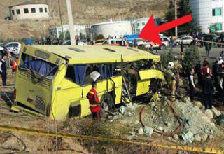 ناگفتههای خانواده راننده اتوبوس دانشگاه علوم و تحقیقات/ با اتوبوسهای ۱/۵ میلیاردی هم افراد بسیاری به کام مرگ رفتهاند!