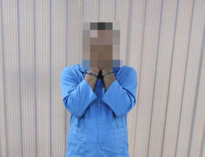 سوزاندن جسد دندانپزشک تهرانی پس از قتل/متهم لب به اعتراف گشود+تصاویر