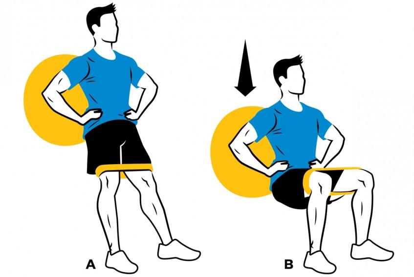 ورزشهای مناسب برای درمان مینیسک زانو+ تصاوری