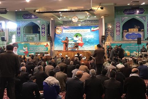 همایش  گسترده روز بصیرت در سراسر استان مرکزی + عکس