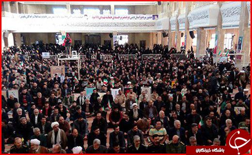 نمایش اقتدار و حماسه به یادماندنی ۹ دی در سراسر کشور