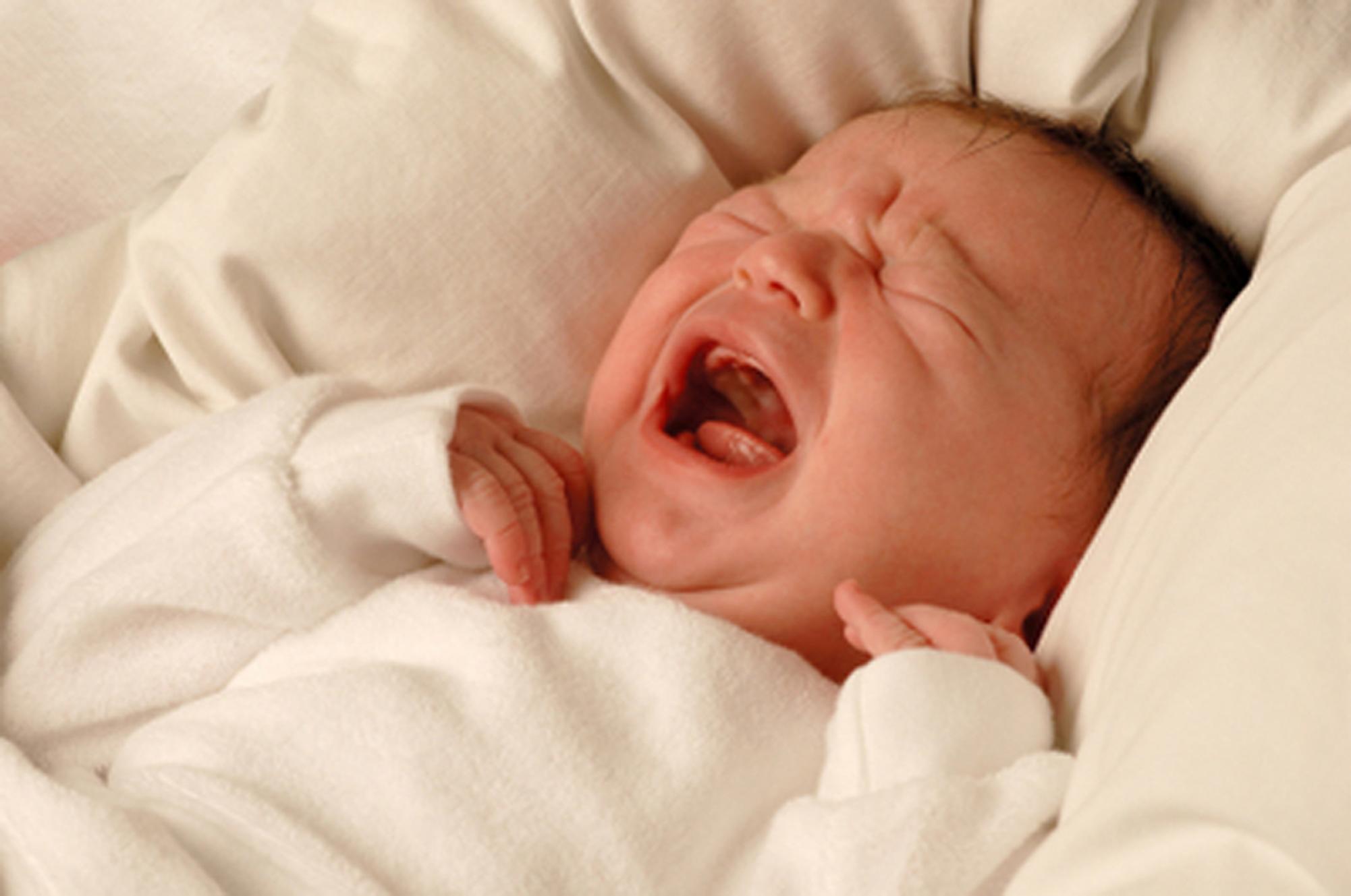 علت بروز کولیک در نوزادان + راههای پیشگیری از آن