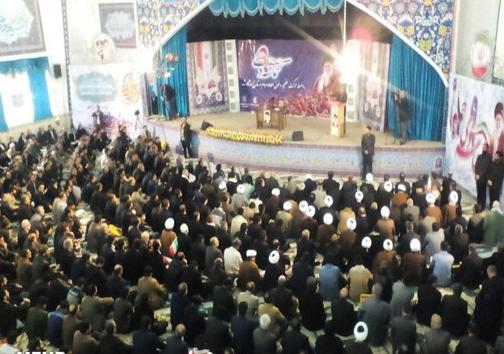 مراسم گرامیداشت حماسه ۹ دی در مرکز لرستان آغاز شد + تصاویر