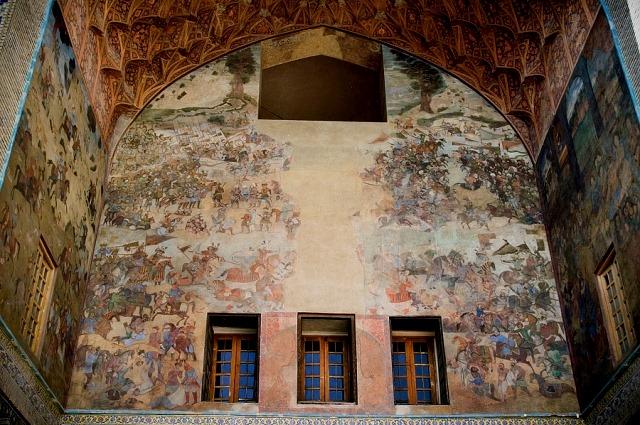 از سردر قیصریه اصفهان چه میدانید؟   تصاویر