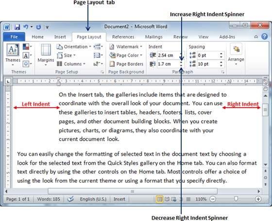 آموزش مایکروسافت ورد | چگونگی صفبندی متن و حرکت دادن پاراگرافها (قسمت ۱۴)