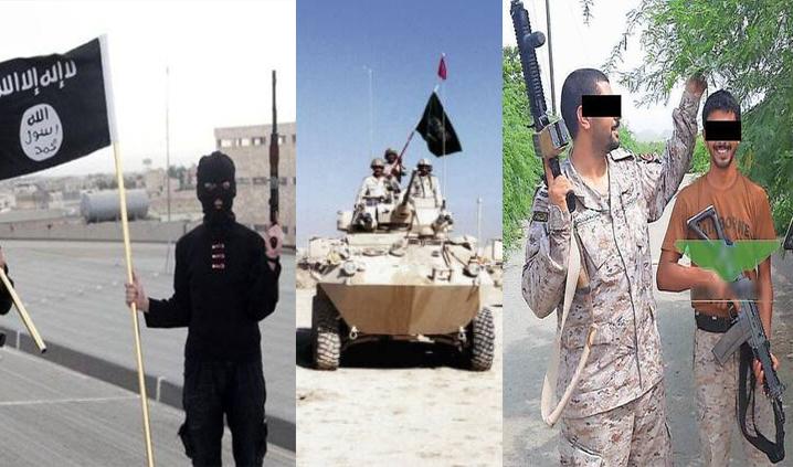 تاجران مرگ و حامیان داعش پشت نقاب انسانیت /وقتی مدعیان حقوق بشر برای حمایت از اَبَر جنایتکاران جهان سنگ تمام میگذارند+ تصاویر