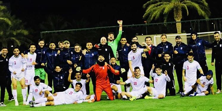 قهرمانی ملی پوشان امید فوتبال کشورمان در قطر