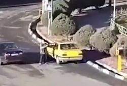 اولین فیلم از لحظه تیراندازی به شهرداری هشتگرد+فیلم