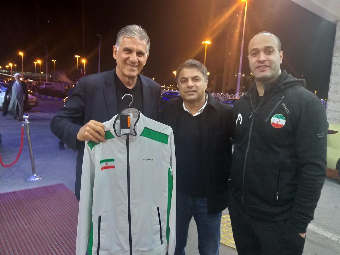 کی روش در غیاب مسئولان فدراسیون فوتبال ایران را ترک کرد/ خداحافظی نکونام با سرمربی تیم ملی
