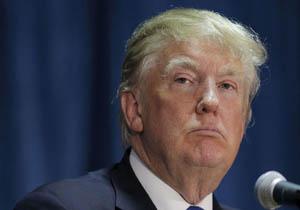 ترامپ: ایران با دستگیری ۱۰ ملوان ما، آبروی آمریکا را برد