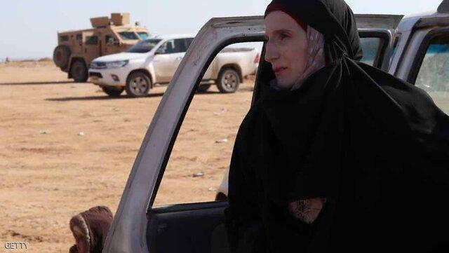 یک داعشی آلمانی به همراه زنانش در سوریه دستگیر شد