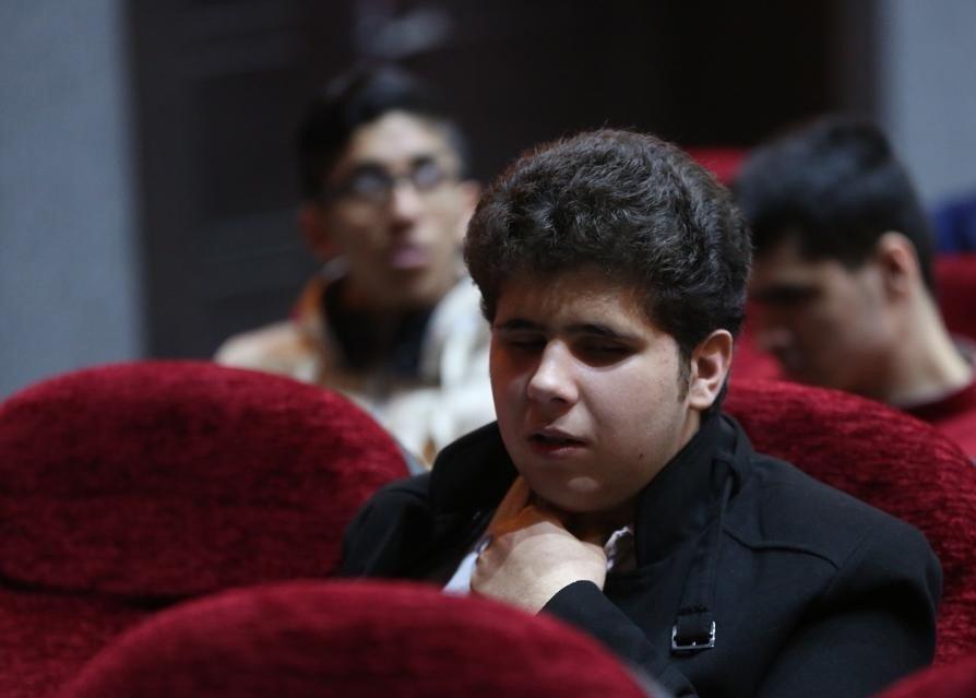 تمجید رئیس سازمان سینمایی از اکران ویژه برای نابینایان در سینما بهمن/ «غلامرضا تختی» برای نابینایان اکران شد