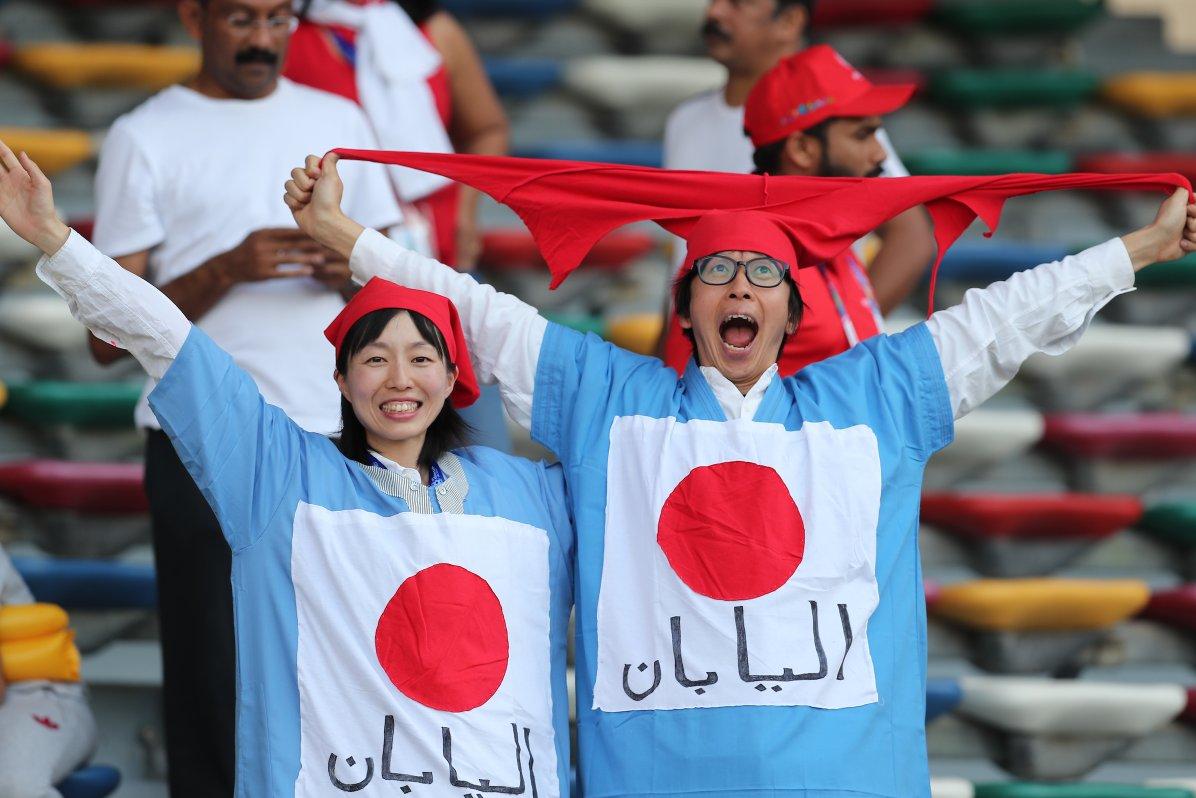 تصاویر دیدار فینال جام ملتهای آسیا - ۲۰۱۹