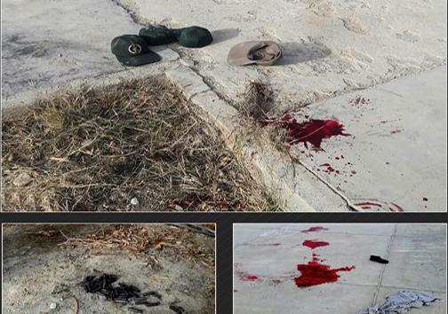 حمله گروهک تروریستی جیش الظلم در نیکشهر/یکی از کارکنان سپاه به شهادت رسید/امنیت و آرامش برقرار است