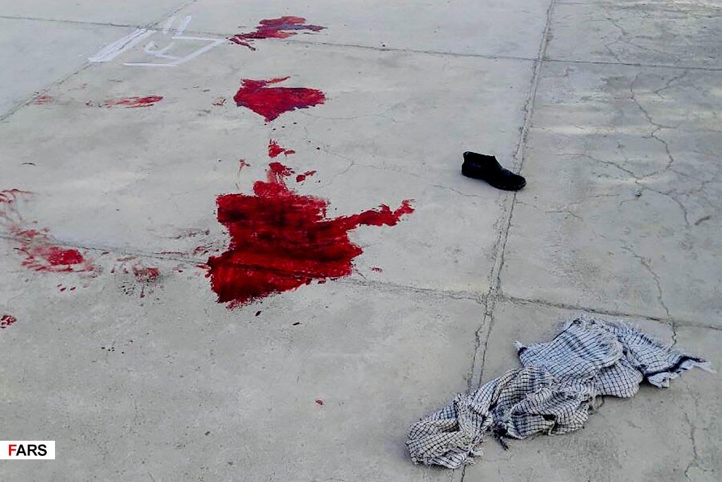 اولین تصاویر از مصدومان و محل حادثه تروریستی نیکشهر +عکس