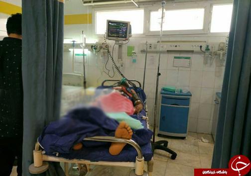 حمله گروهک تروریستی جیش الظلم در نیکشهر/ یکی از کارکنان سپاه به شهادت رسید/ امنیت و آرامش در شهر برقرار است + تصاویر