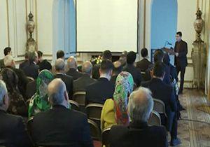 برگزاری همایش ۴۰ سال توسعه ایران در لندن + فیلم