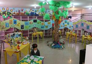 ۲۱ نمایشگاه از آثار هنری کودکان و نوجوانان برپا شد