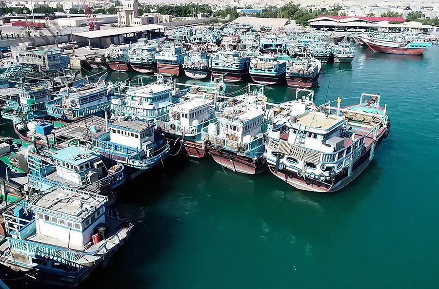 بوشهر غرق در «دریای خدمت»