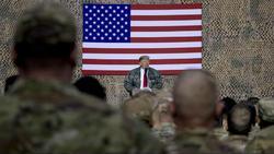 حضور نظامی آمریکا در منطقه با توسل به متحدان خود صورت خواهد گرفت
