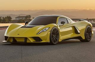 خودرویی با سرعت ۴۸۲ کیلومتر در ساعت با تولید انبوه! +تصاویر