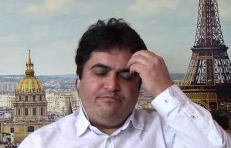 روایت مدیر آمدنیوز از خانه فسادش در تهران +فیلم