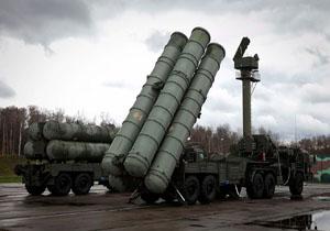 فعال شدن سامانه موشکی «اس-۳۰۰» ساخت روسیه در سوریه
