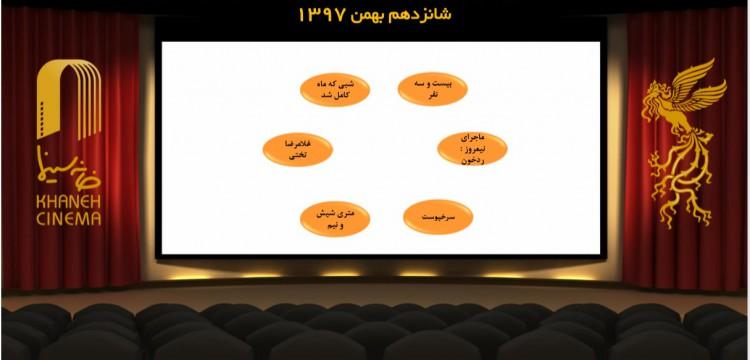 معرفی ۶ فیلم برتر آرای مردمی جشنواره فیلم فجر/ «جان دار» حذف شد