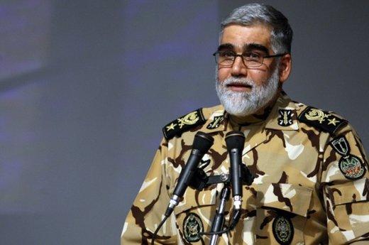 امیر پوردستان: ایران میداند که در پایگاههای آمریکا در منطقه چه میگذرد