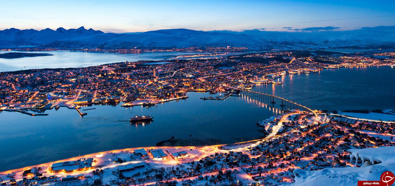 راهنمای گردشگری نروژ