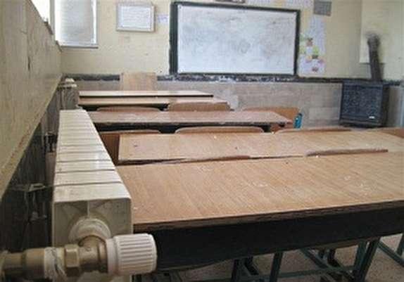 باشگاه خبرنگاران - مدارس همدان با بخاری های نفتی خداحافظی می کنند