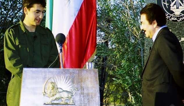 افشاگری جنجالی پسرمسعود رجوی علیه سازمان منافقین +فیلم وعکس