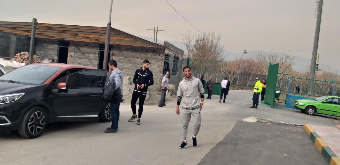 پیکان ۰ -۱ استقلال تهران / گزارش لحظه به لحظه نیمه نخست