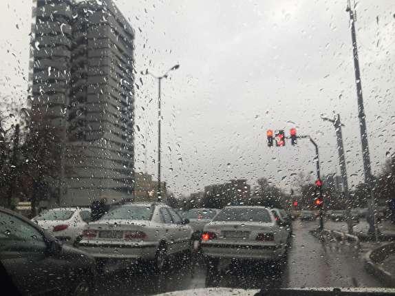 باشگاه خبرنگاران - آغاز بارش های برف و باران در استان همدان