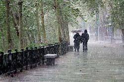 ورود موج بارشی به استان و آغاز بارشها